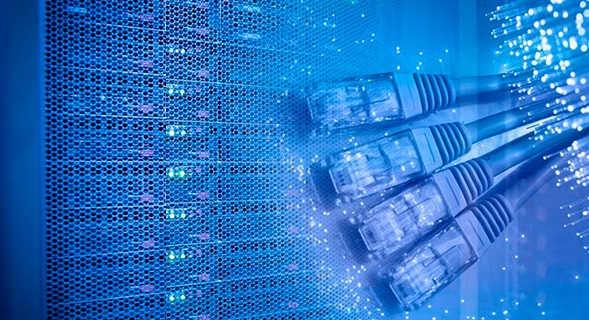 Instalación de cableado de red